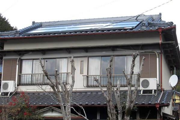 「屋根スペースの有効利用で発電量を確保!」のアイキャッチ画像